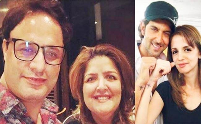 Sunaina Roshan Boyfriend Ruhail Amin Reaction On Roshans Stand - Sakshi