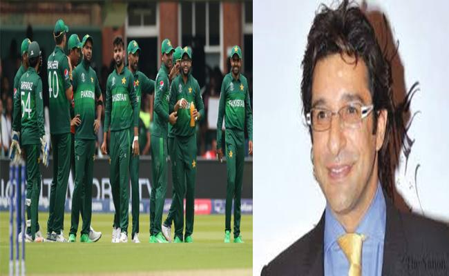Wasim Akram Hopes Pakistan Repeats 1992 Performance Against New Zealand - Sakshi