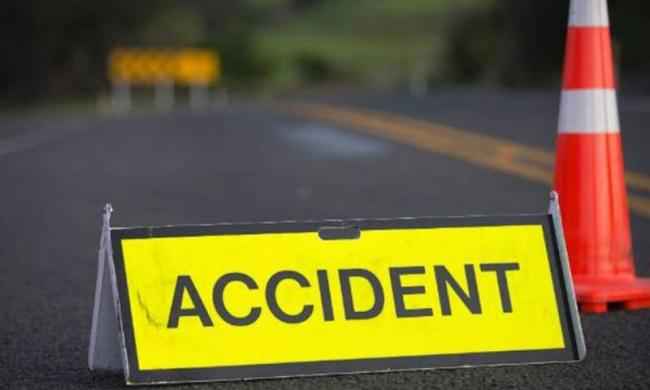Woman injured in road accident In Boduppal - Sakshi