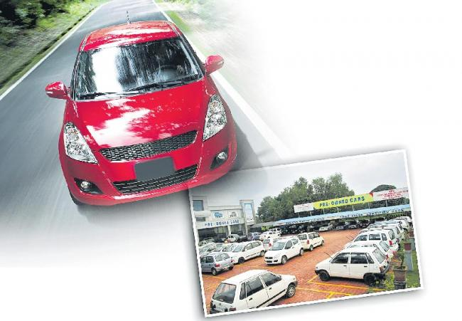 33.7 lakh new cars are on the road in 2018-19 - Sakshi