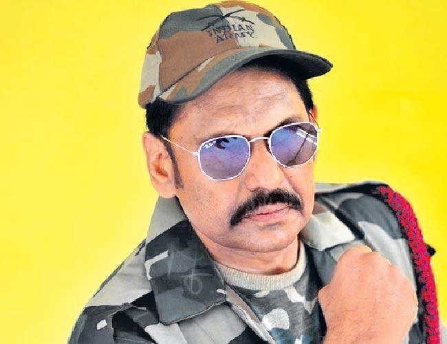 Harinath Policharla Speech @ Captain Rana Pratap Movie - Sakshi