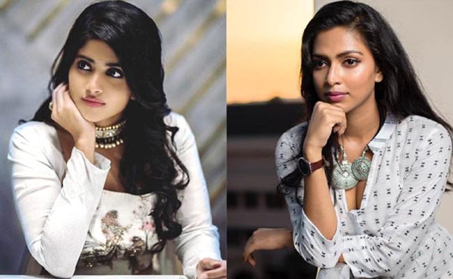 Amala Paul Out Megha Akash in for Vijay Sethupathi next Movie - Sakshi