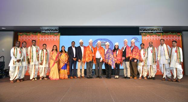 Greater Atlanta Telangana Society Celebrated Telangana Formation Day In Atlanta - Sakshi