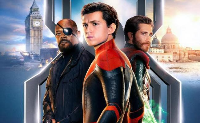 Spider Man Far From Home to Release in India a Day Earlier - Sakshi