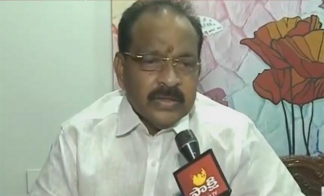 Thota Narasimham Praises CM YS Jagan - Sakshi