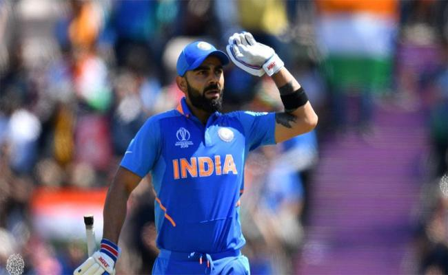 Virat Kohli  Thirty Seven Runs Away From Huge World Record - Sakshi
