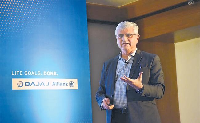Bajaj Allianz Survey Report on Life Insurance - Sakshi