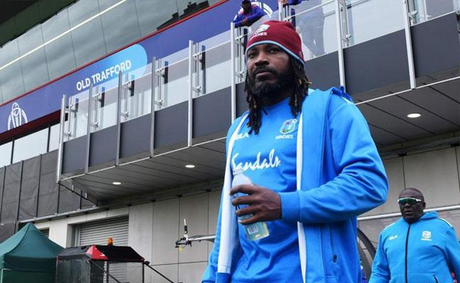 Chris Gayle Will Retire After The Home Test Series Against India - Sakshi