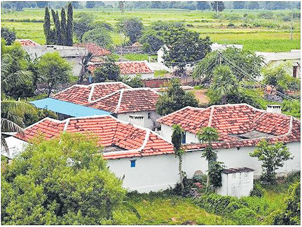 Greenery and cleanliness in the Villages - Sakshi