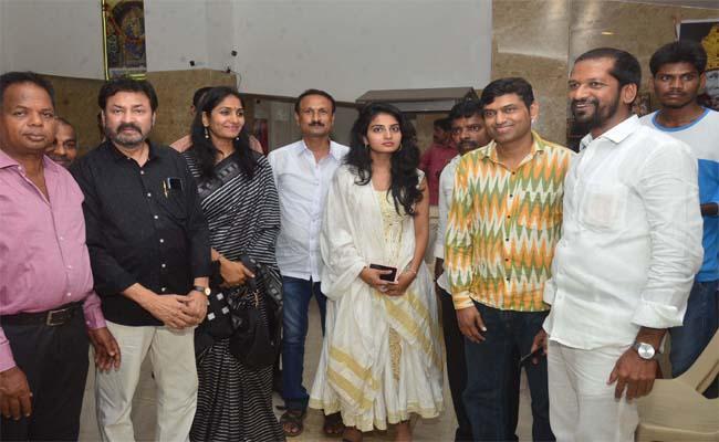 Mallesham Movie Unit in Khammam - Sakshi
