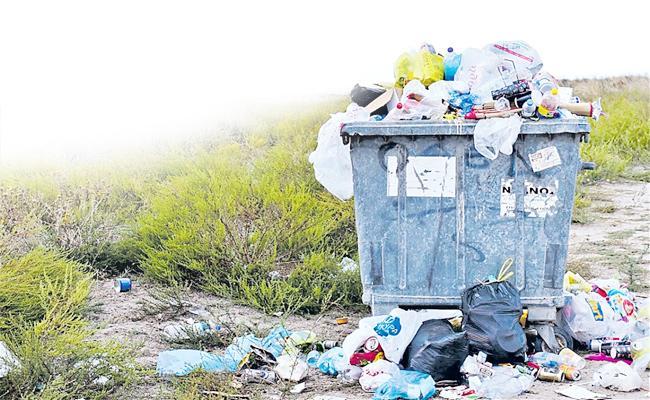 Online Scrap Business Websites Special Story - Sakshi