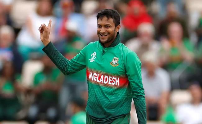 Shakib Al Hasan eyes India upset after Bangladesh - Sakshi