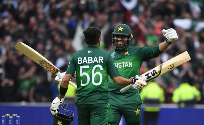 World Cup 2019 Pakistan Beat New Zealand By 6 Wickets - Sakshi
