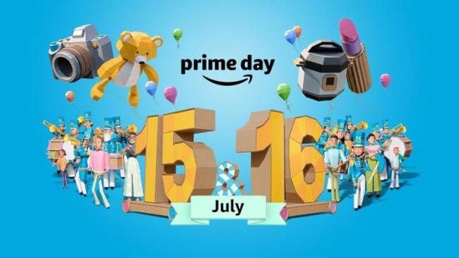 Amazon Prime Day 2019 starts July 15  - Sakshi