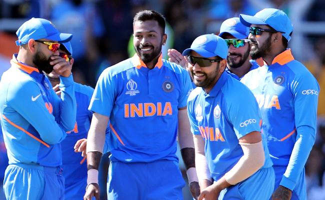 World Cup 2019 Team India Beat West Indies By 125 Runs - Sakshi