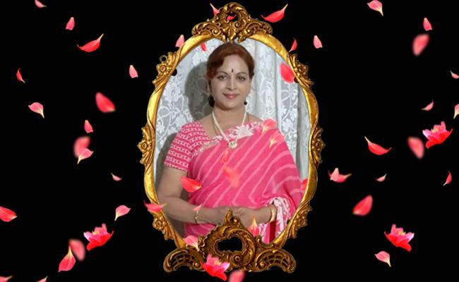 Tollywood Pay Condolence To Vijaya Nirmala - Sakshi