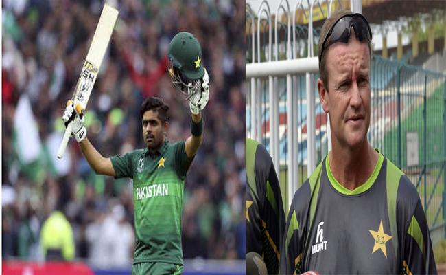 Babar Azam Can Match Virat Kohli  Says Pakistan Batting Coach Grant Flower - Sakshi