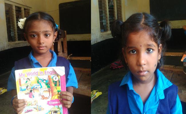 Government Teachers Joins Their Children's in Govt schools - Sakshi