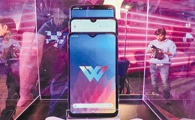 LG W Series Launch in Amazon Flash Sale - Sakshi