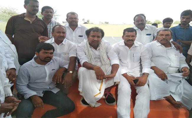 Mla Sudheer Reddy Comments On Cm Ramesh Who is Binami Of Chandrababu - Sakshi