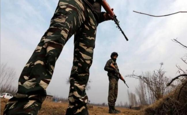 Two CRPF Jawans Killed In Encounter In Chhattisgarh - Sakshi