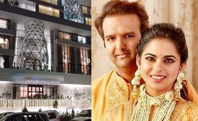 Inside Isha Ambani And Anand Piramal's Luxury Home - Sakshi