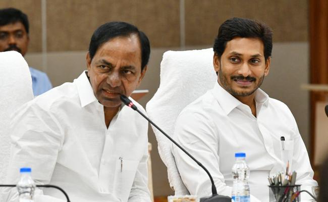 YS Jagan, KCR Agree To Work Together for Benefit of Telugu states - Sakshi