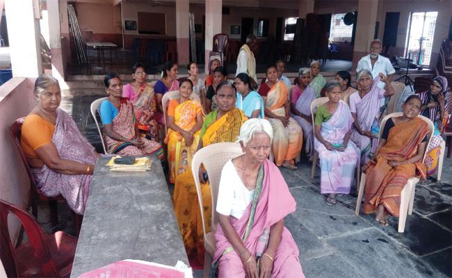 Distribution of Increased Pensions on YS Jayanthi Day Kadapa - Sakshi