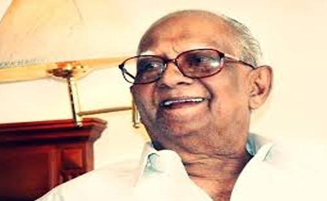 Today Mullapudi Venkata Ramana 88th Birthday - Sakshi