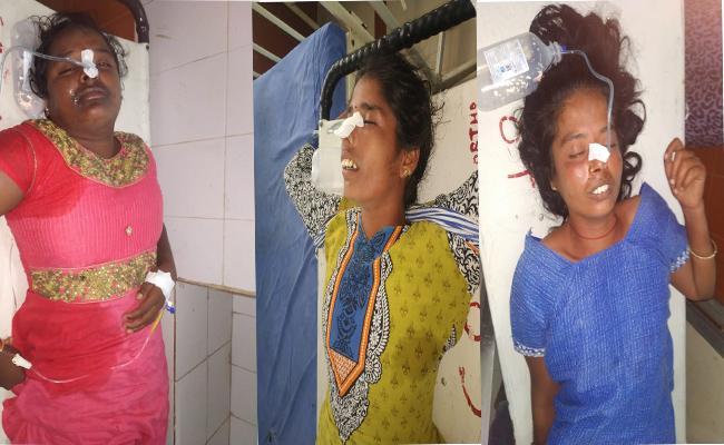 Sisters Attempt Suicide In Mahabubnagar  - Sakshi
