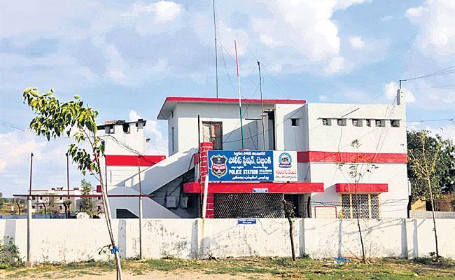 Bejjanki Police Station Listed In Nation Best Police Stations - Sakshi