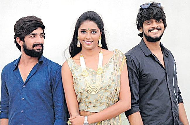 Amrutha Nilayam Movie Audio Launch - Sakshi