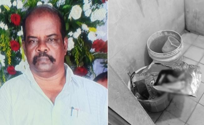 Former Jawan Molested Child Dumped Her Body In Bucket In Tamilnadu - Sakshi
