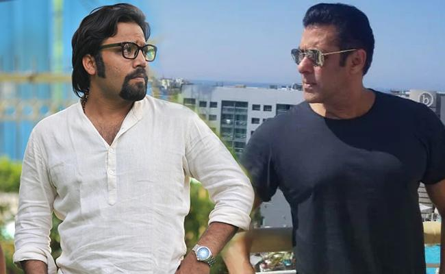 Sandeep Reddy Vanga Next Film With Salman Khan - Sakshi