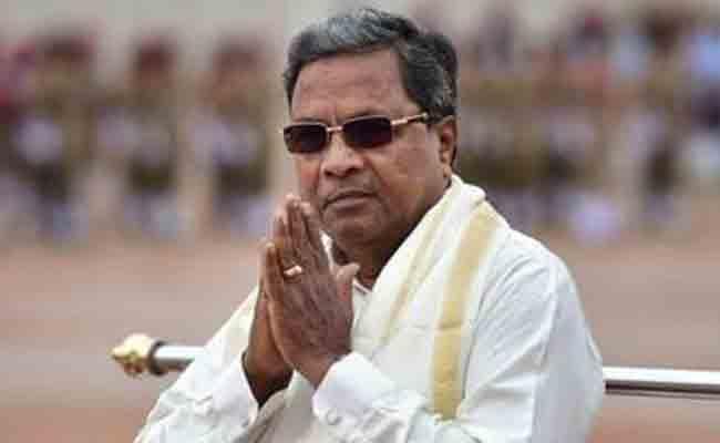 Siddaramaiah Slams BJP MLA Sriramulu - Sakshi