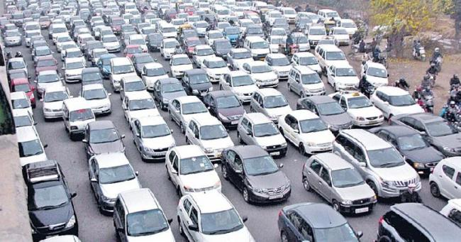Car sales skid again in May as consumer demand remains sluggish - Sakshi