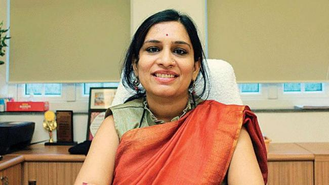 IAS officer Nidhi Choudhari Courted Controversy Over Gadse Tweet - Sakshi