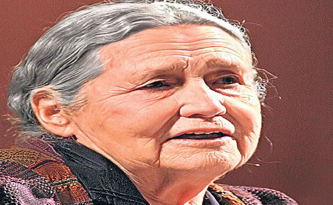 Story About Doris Lessing - Sakshi