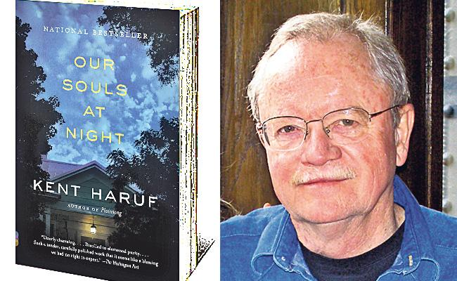 Story Of Kent Haruf Book Our Souls At Night - Sakshi