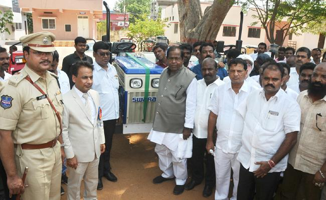 Telangana Formation Day Celebrations Nalgonda - Sakshi