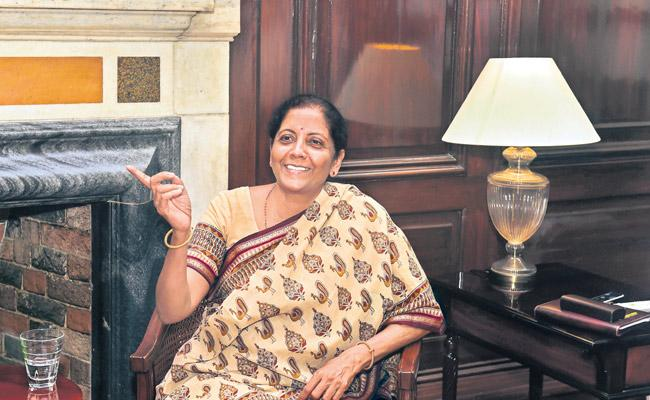 Nirmala Sitharaman Appointment New Finance Minister - Sakshi