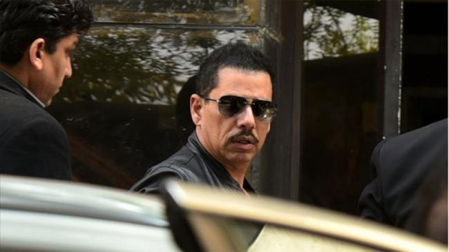 Court Allows Robert Vadra To Travel Abroad For Six Weeks - Sakshi