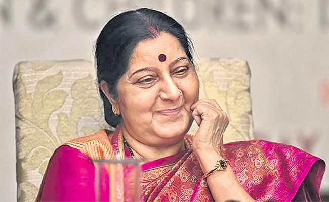 Jaishankar signals continuation of Sushma Swaraj social media outreach - Sakshi