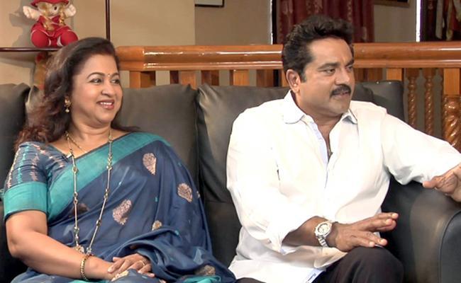 Court Order That Arrest Radhika And Sarathkumar In Check Bounce Case - Sakshi