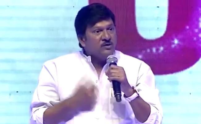 Rajendra Prasad Intresting Speech At Oh Baby Pre Release Event - Sakshi
