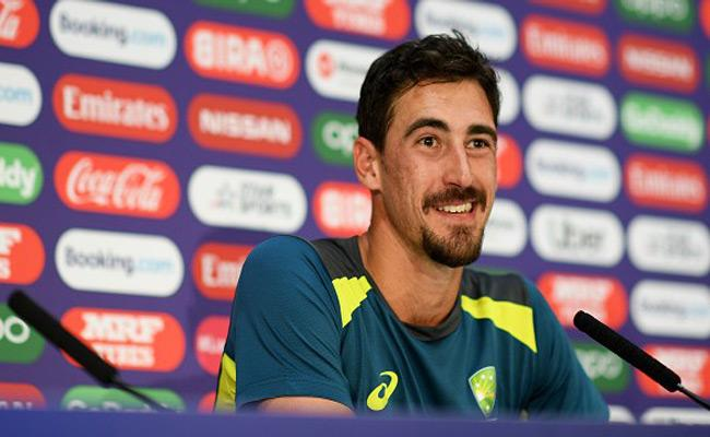 Starc says defeat to India was turning point for Australia - Sakshi