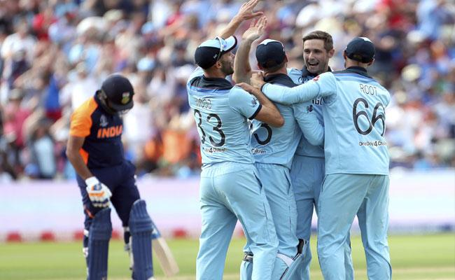 World Cup 2019 England Beat Team India By 31 Runs - Sakshi