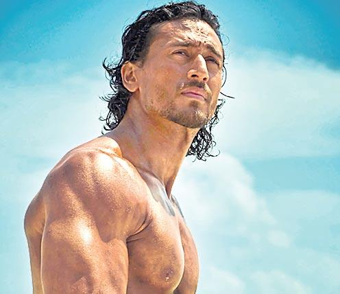 Baaghi 3 Starring Tiger Shroff Official Announcement - Sakshi