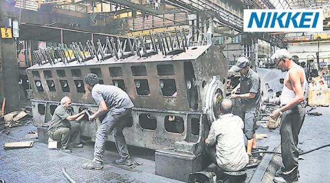 Nikkei India Manufacturing PMI rises to 52.7 in May - Sakshi