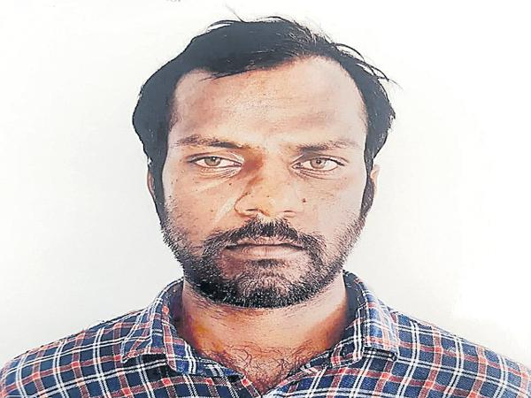 Psycho Srinivas Reddy to Nalgonda court - Sakshi
